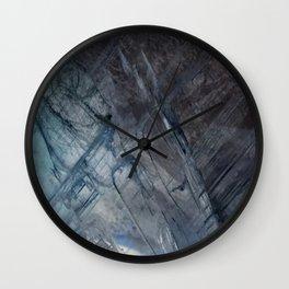 Linear Quartz 2 Wall Clock