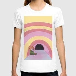 rainbow room T-shirt
