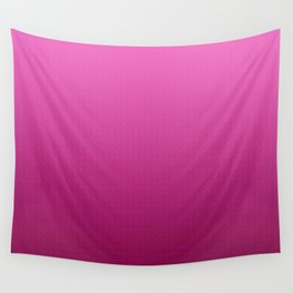 Classic Gradient Mercy Pink Wall Tapestry