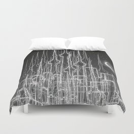 T_Dot Duvet Cover