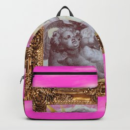 Angelo dell Gatto - Variations on the theme of the Italian Baroque Backpack