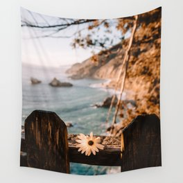 Big Sur Love 2 Wall Tapestry