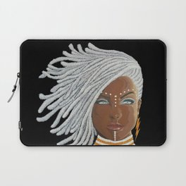 African Goddess Laptop Sleeve