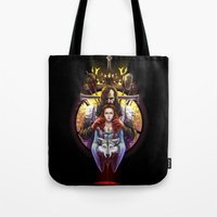 The Blood Maiden Tote Bag