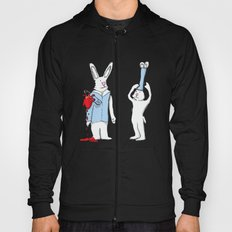 Heart on Sleeve Hoody