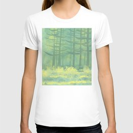 The Clearing in the Forest T-shirt
