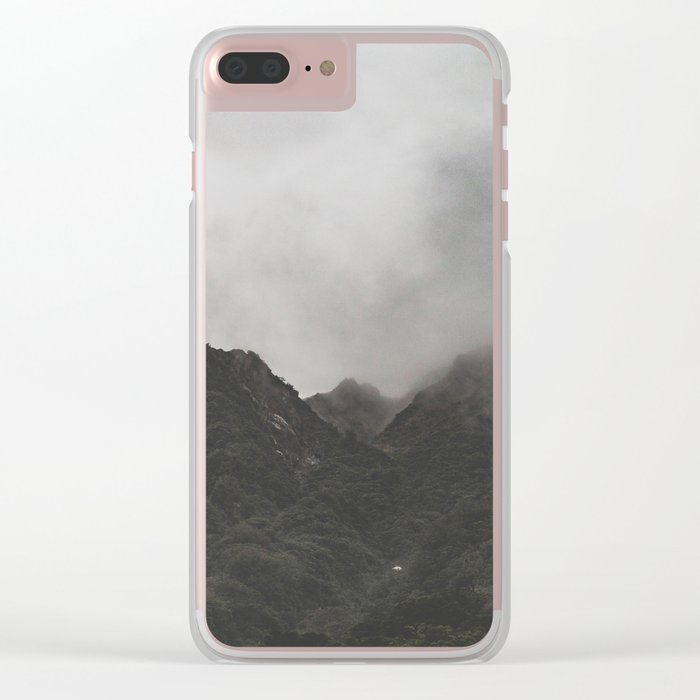 New Zealand Clear iPhone Case