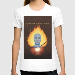 Sparking The Muse Logo T-shirt