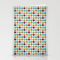 monster inc Stationery Cards featuring Monster POP! by Caribu