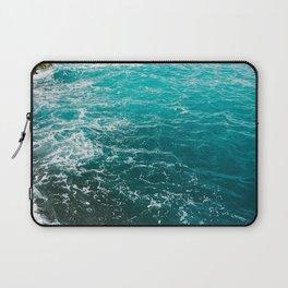 Amalfi Coast Water XIII Laptop Sleeve