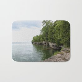 Cave Point County Park Bath Mat