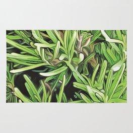 Pine Needle Rug