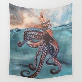 Illusory Island Wall Tapestry