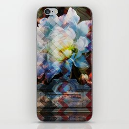 there's no time like the present iPhone Skin