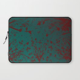 Flowers of Times Laptop Sleeve