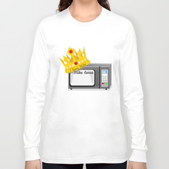 Microwave Love Long Sleeve T-shirt
