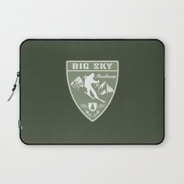 Big Sky Montana Laptop Sleeve