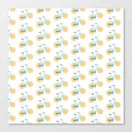 Orangycle Canvas Print
