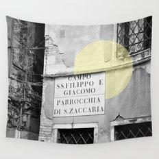 Venice Wall Tapestry