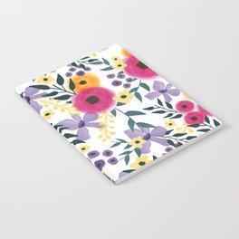 Spring Floral Bouquet Notebook