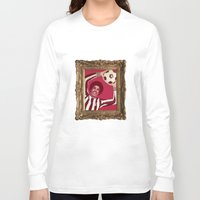 baroque Long Sleeve T-shirts featuring Baroque Sultan by The Nine Store
