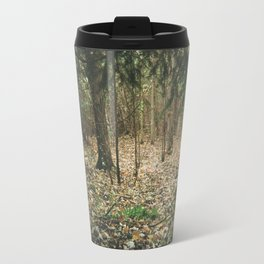 A walk through the woods Travel Mug