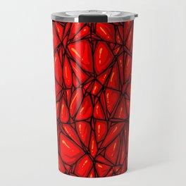 Red diamond Travel Mug