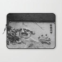 Chinatown wall Laptop Sleeve