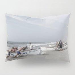 Beach Patrol, Jersey Shore Pillow Sham