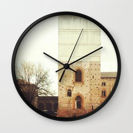 Architecture of Impossible_Utopian Ideal City Wall Clock