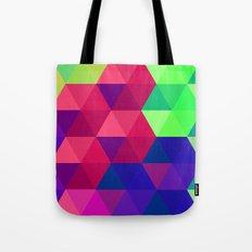 Hexagons 2 Tote Bag