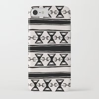 cleveland iPhone & iPod Cases featuring Cleveland 6 by Little Brave Heart Shop