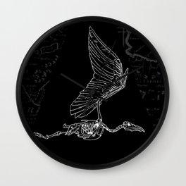 pterodactylus x-ray Wall Clock