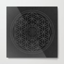 Sacred Unity Metal Print