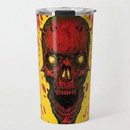 High on Fire Travel Mug