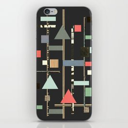 Abstract Aztec No. 1 iPhone Skin
