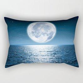 Giant Moon Rectangular Pillow