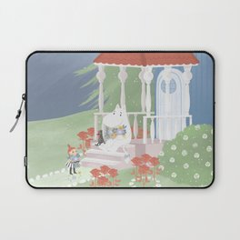 Spring in Moominvalley Laptop Sleeve