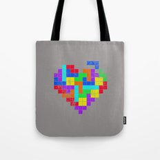 THE GAME OF LOVE Tote Bag