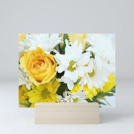 Spring Flowers Mini Art Print