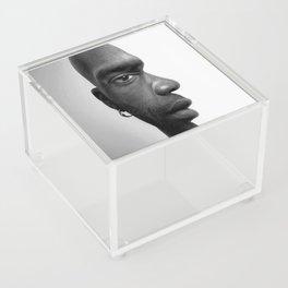 African American Acrylic Box