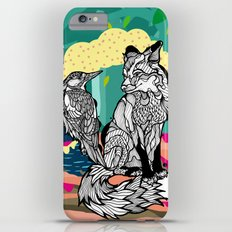 Fox in the Forest iPhone 6 Plus Slim Case