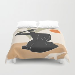Nude Duvet Cover