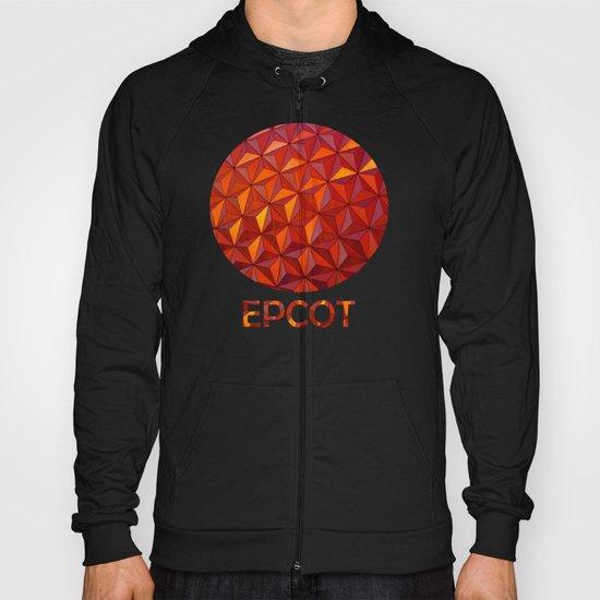 Geometric Epcot Hoody