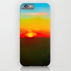 Sunset Slim Case iPhone 6s