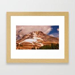 Mt. Hood II Framed Art Print