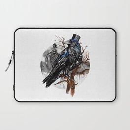 Dark Raven Laptop Sleeve