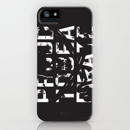 Proud to be a Pirate iPhone Case