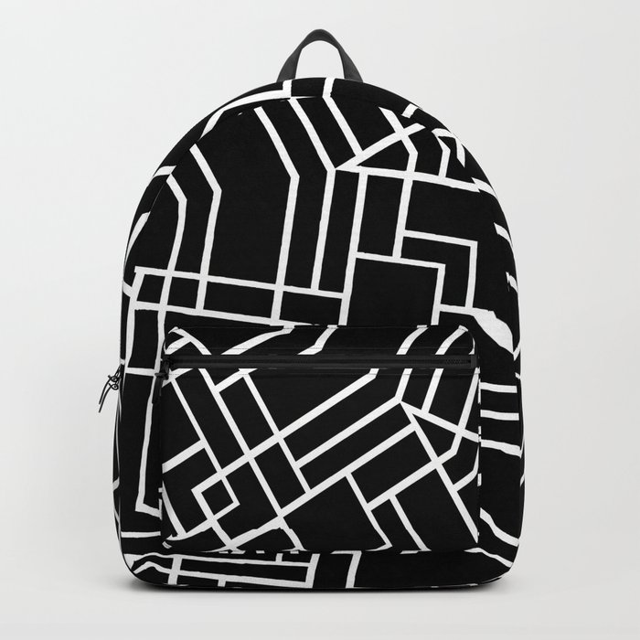Map Star Backpack