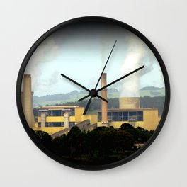 The BAD & the UGLY! Wall Clock
